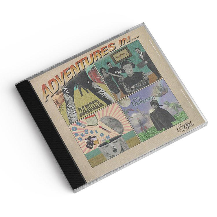 The Joys - Adventures In... CD