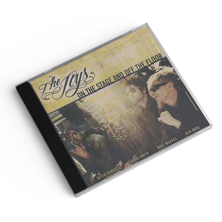 The Joys - On the Stage and off the Floor CD